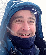 Dave Robinson, New Jersey State Climatologist